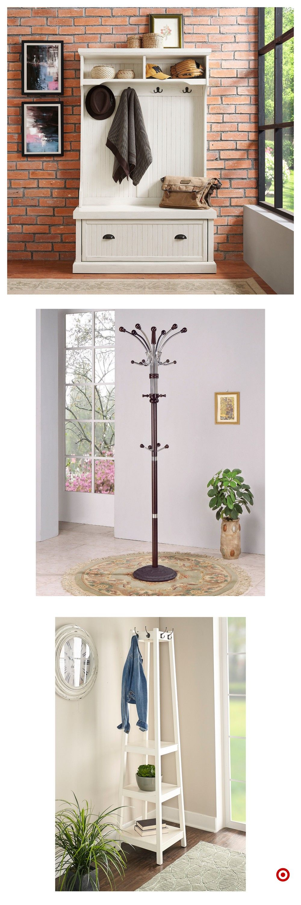 Shop Target For Freestanding Coat Rack You Will Love At Great Low