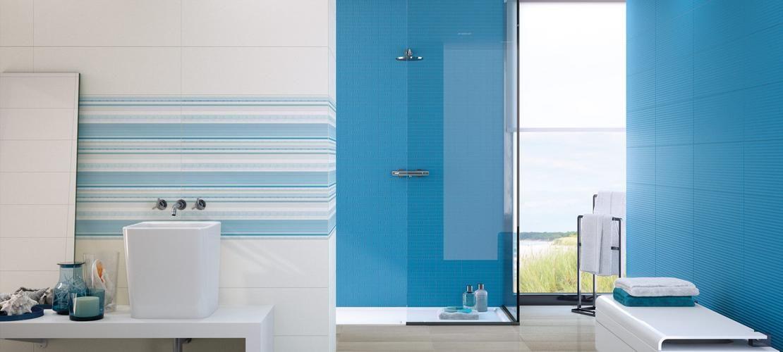 Verano - Rivestimento colorato per il bagno | Idee per la casa ...