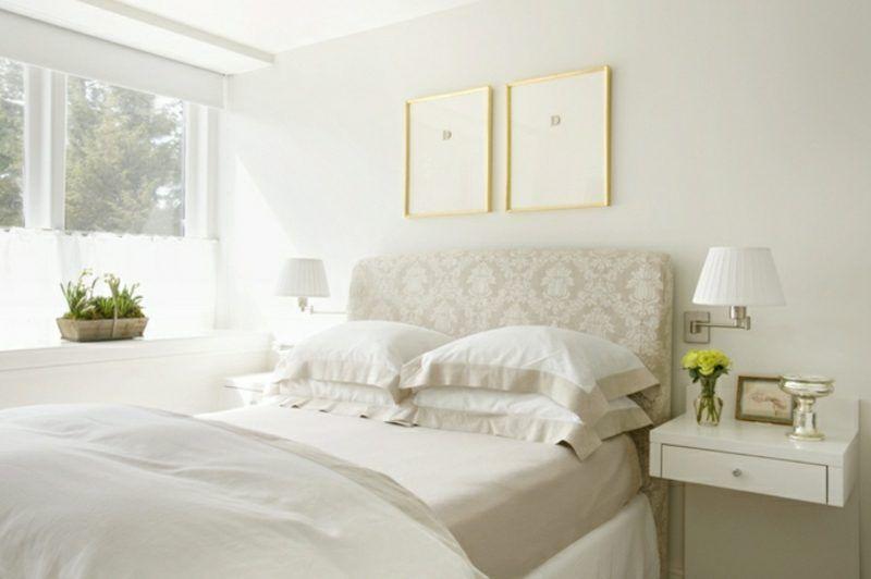Nachttisch Zum Einhangen Praktische Schlafzimmerlosung Bedroom
