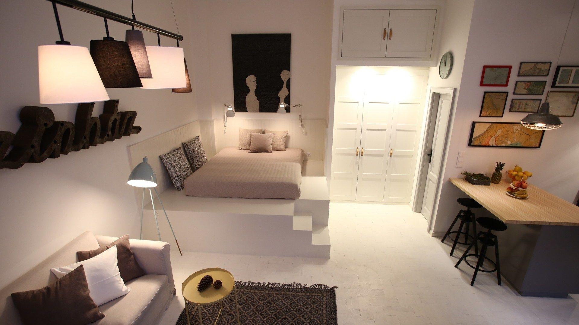 Luxury Studio Apartment Broadway Mini In Budapest Hip Homes Hungary