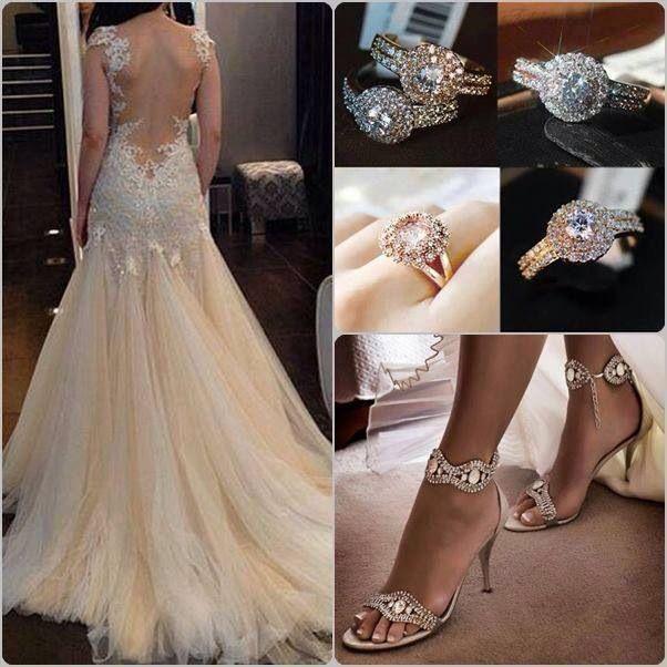 Gorgeous White Bridal Collection from Stylish Eve! www.stylisheve.com