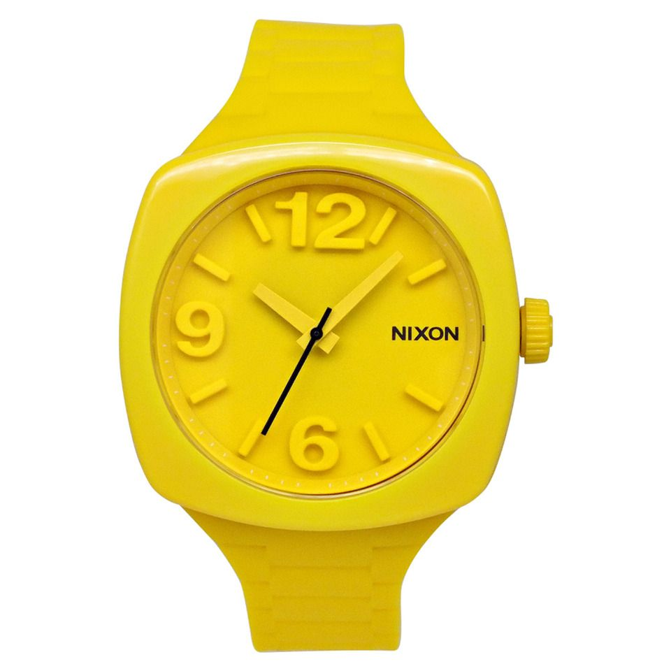 Ladies' Dash Watch In Yellow