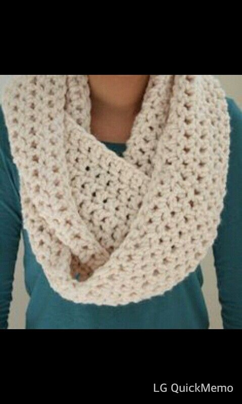 Awesome | Crocheted Scarves | Pinterest