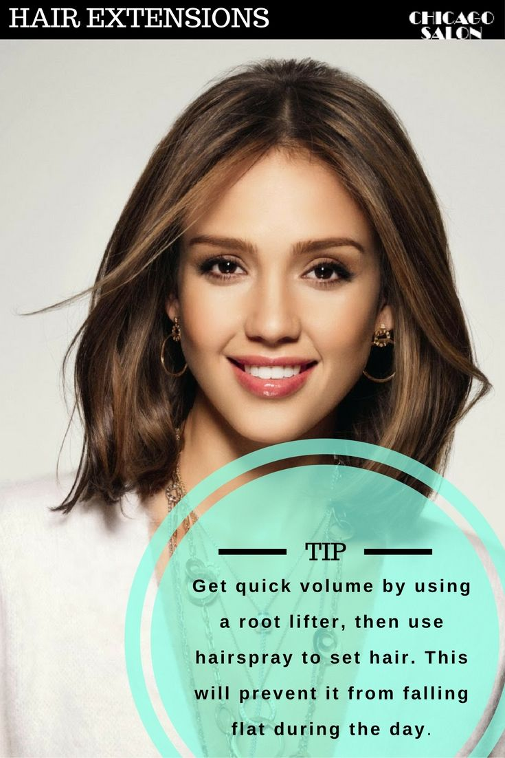 Beauty Tip From Chicago Hair Extensions Salon Hair Hairtips