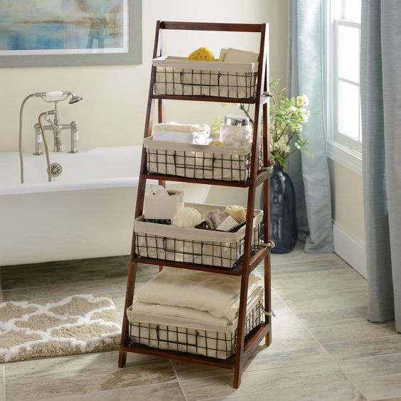 Transform Your Bathroom Into A Spa Like Retreat With Our Brown