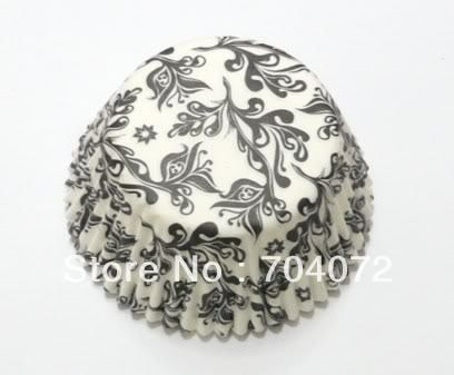 wholesale free shipping 100pcs BIG promotion / ON SALE   damask baking cups muffin cases paper cupcake liners for wedding party-in Bakeware from Home  Garden on Aliexpress.com $2.99
