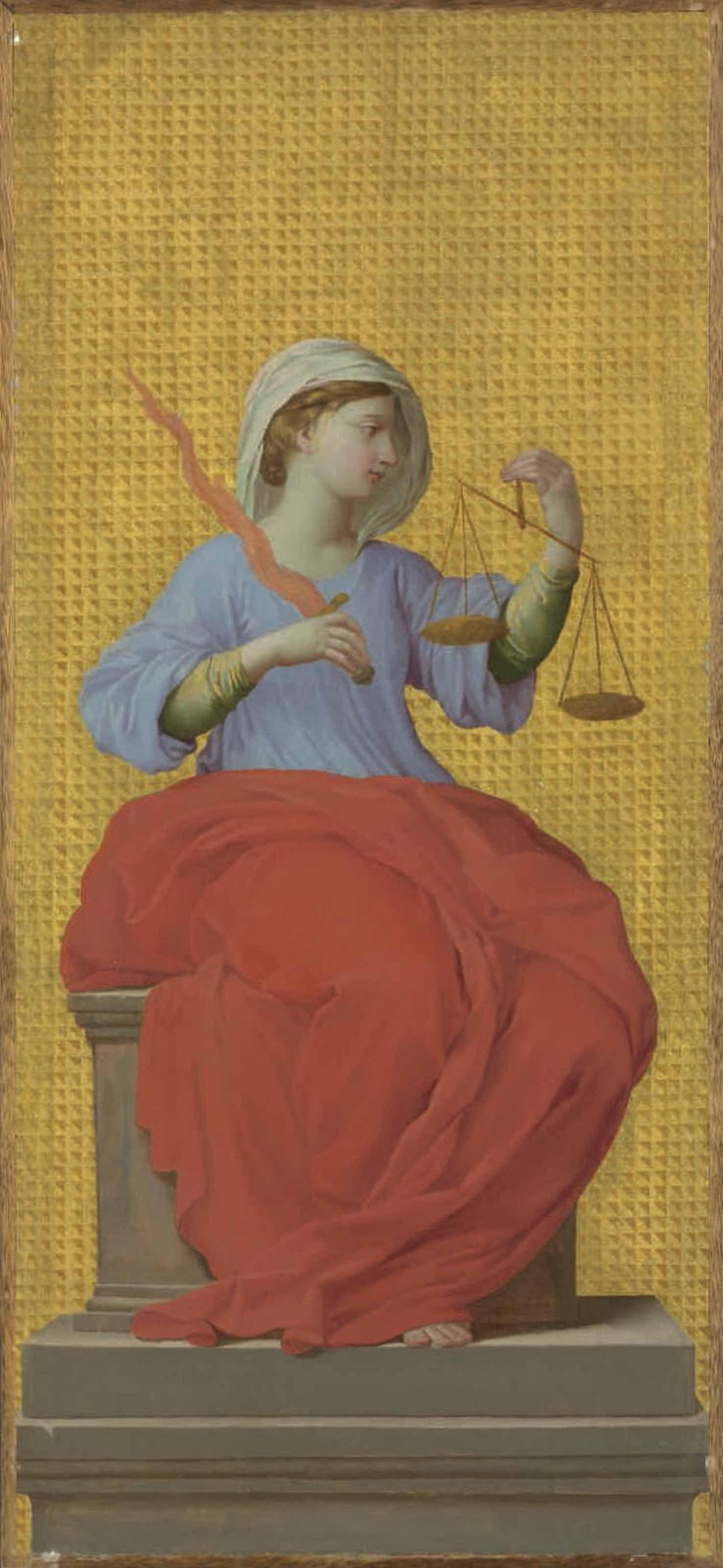 Eustache Le Sueur Paris 1616 1655 Une Beatitude La Justice Early To Mid 17th Century Renaissance Art Art Beatitudes