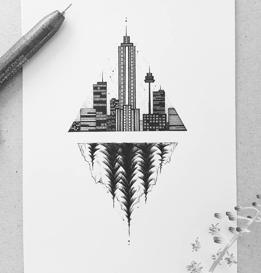 Monday Sketch Blackwork Illustration Dotwork Handdrawn Instaart Creative Ink Tattoodesign Urban Line Art Drawings Art Drawings Pencil Art Drawings