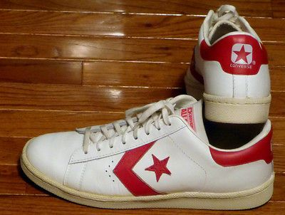 Vintage Converse Pro Leather Dr J Low Yugoslavia Size 12  ada42a981