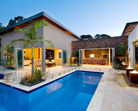 House Flawless Beautiful Apartment Exterior Swimming Pool
