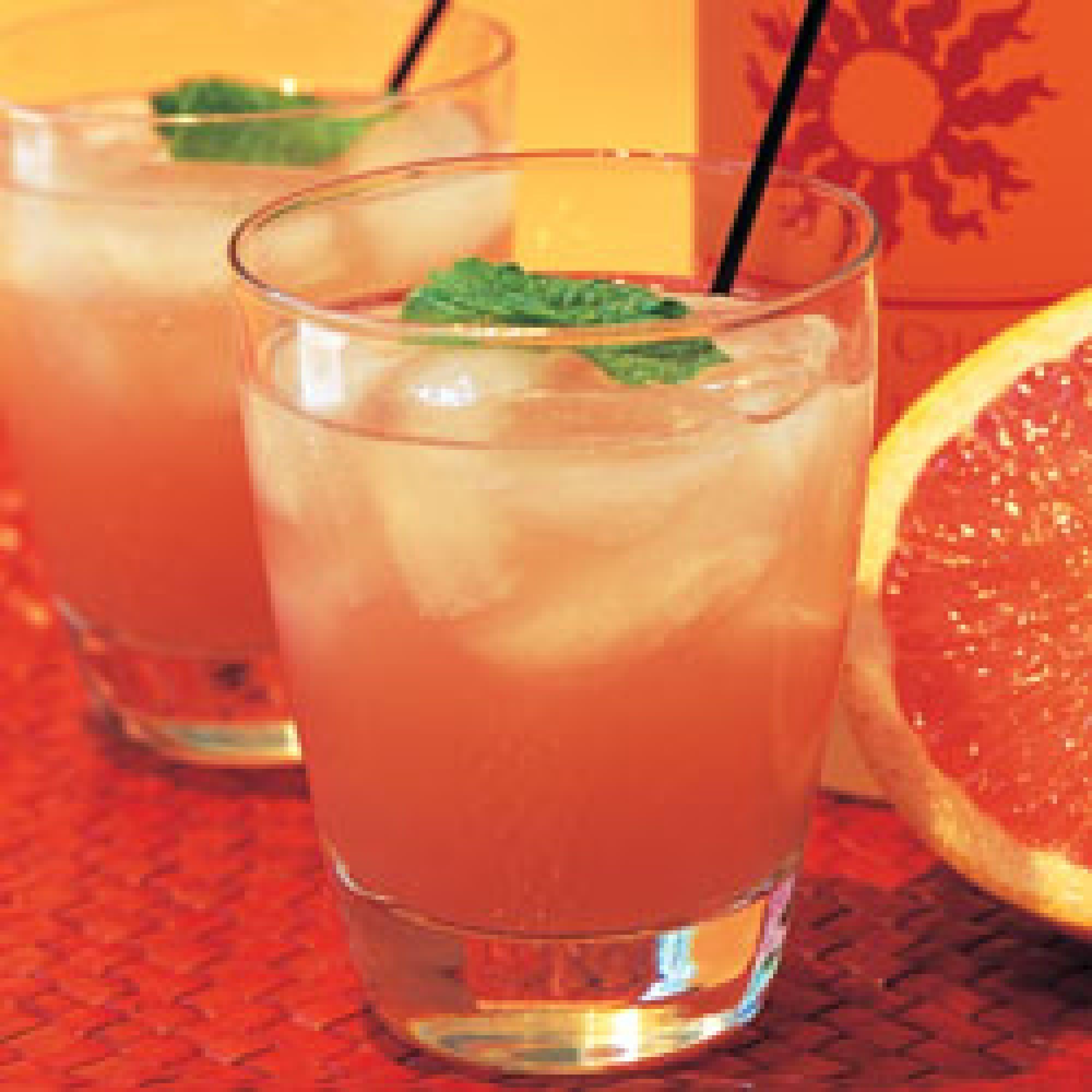 Grapefruit Vodka Drinks