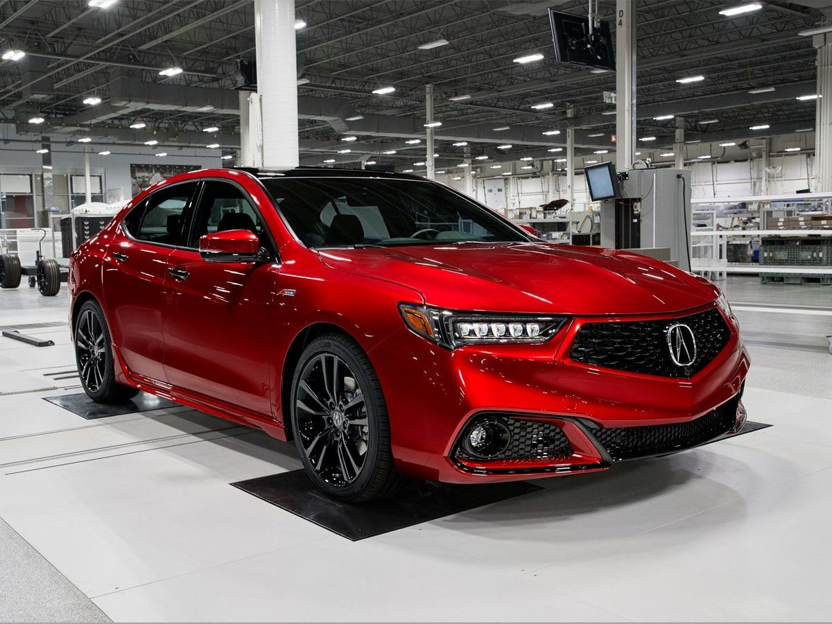 Acura Luxury Sedan 2020 Picture in 2020 Acura cars