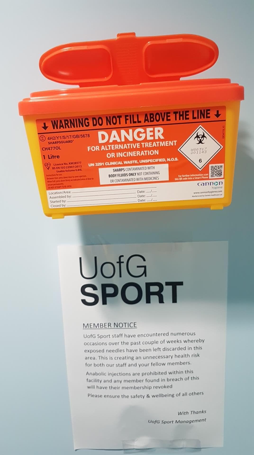 Psa Regarding Men S Changing Room At Uog Alternative Treatments Changing Room Glasgow