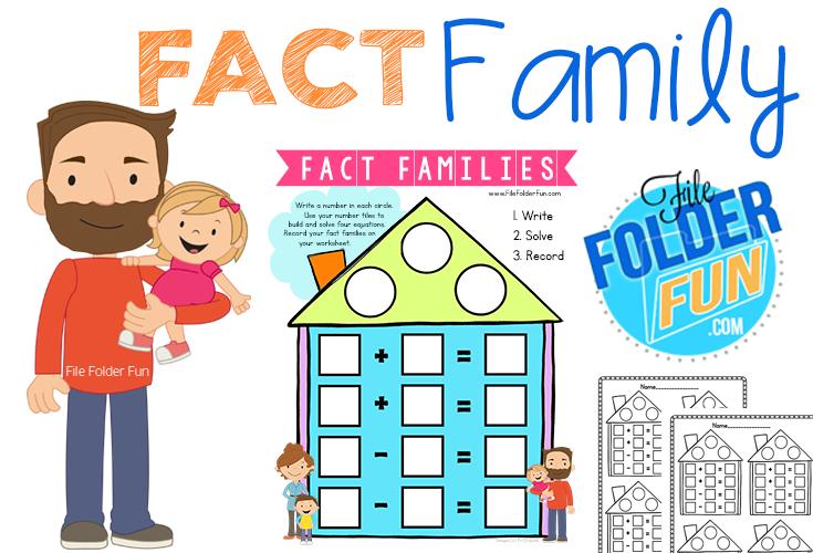 Fact Family Games for Kids | Pinterest | Fact families ...
