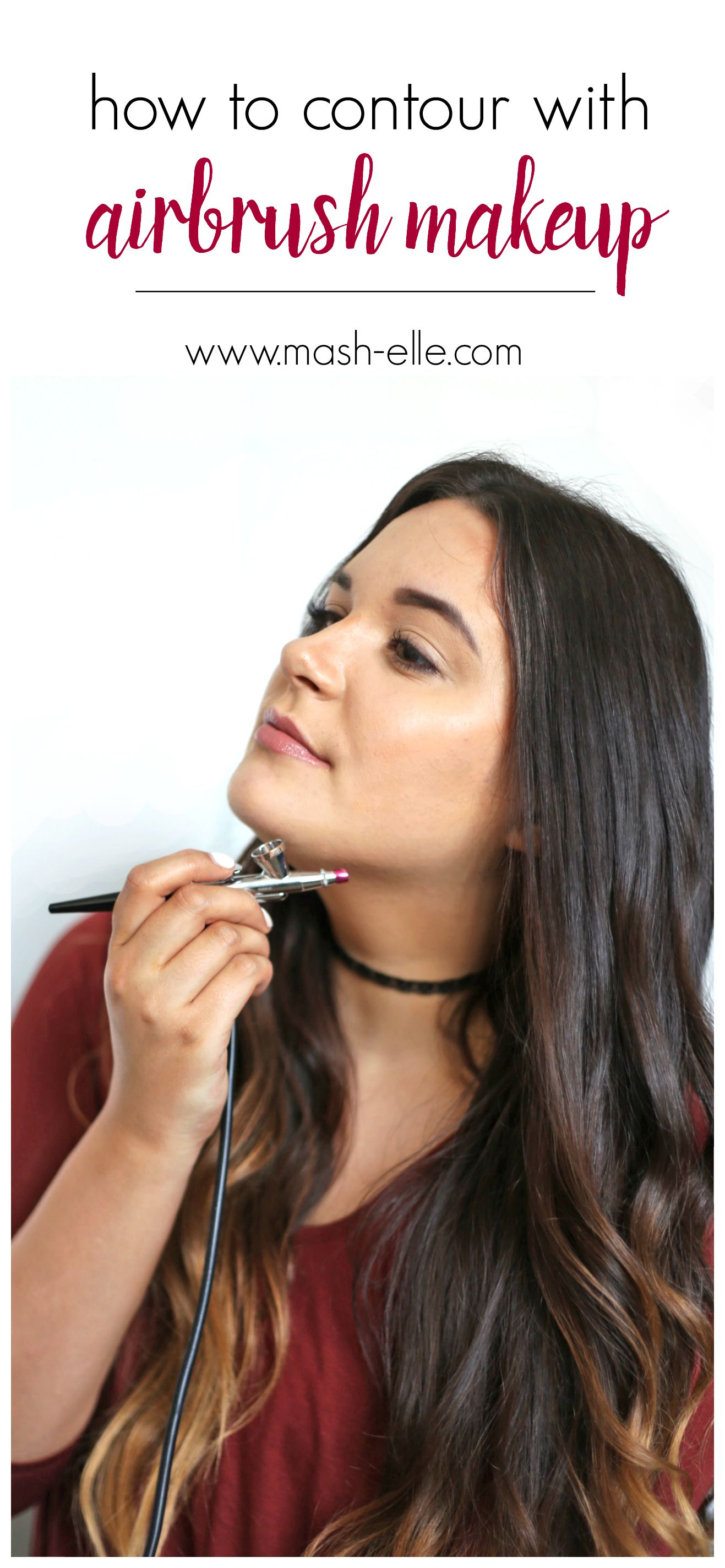 Get a Professional Airbrushed Makeup Look WITHOUT an