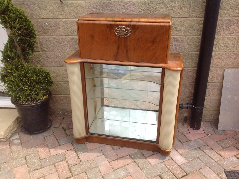 Vintage Cocktail Cabinet 1950s 1960s Drinks Bar Retro | Drink bar ...