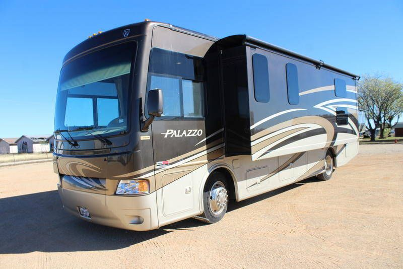 2015 thor motor coach palazzo 333 bunkhouse for sale