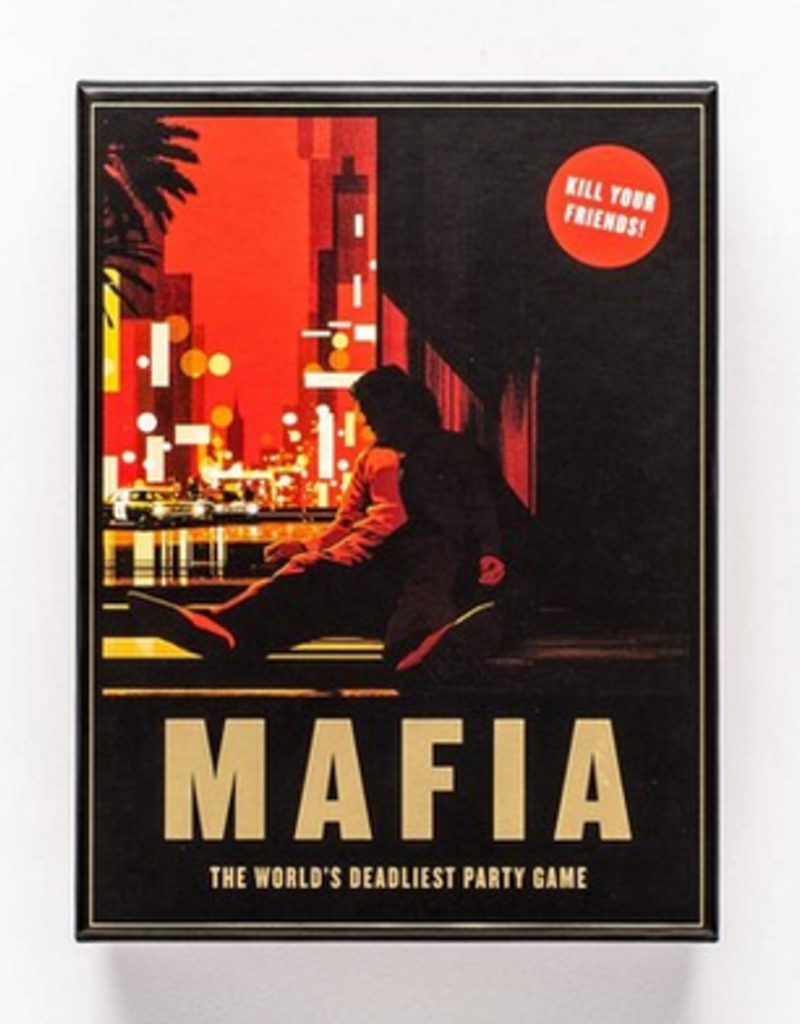 Mafia The World's Deadliest Party Game in 2020 Party
