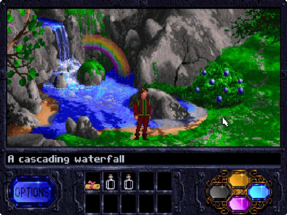 Legend Of Kyrandia 1992 Dos Adventure Artwork Adventure