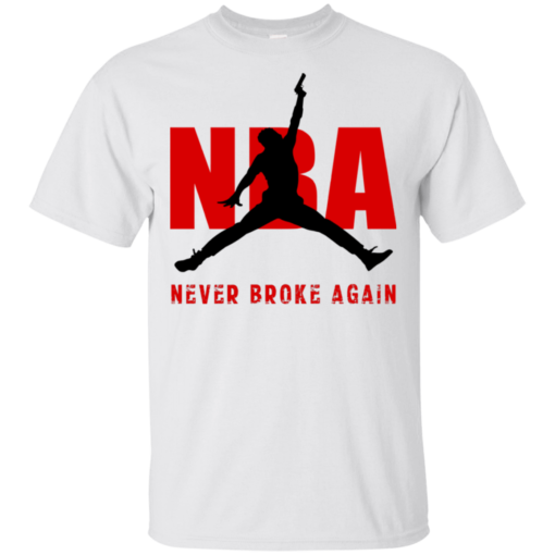Young Boy NBA Never Broke Again T-Shirt - Office Tee in ...