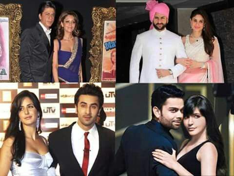 Bollywood's  Valentine's day