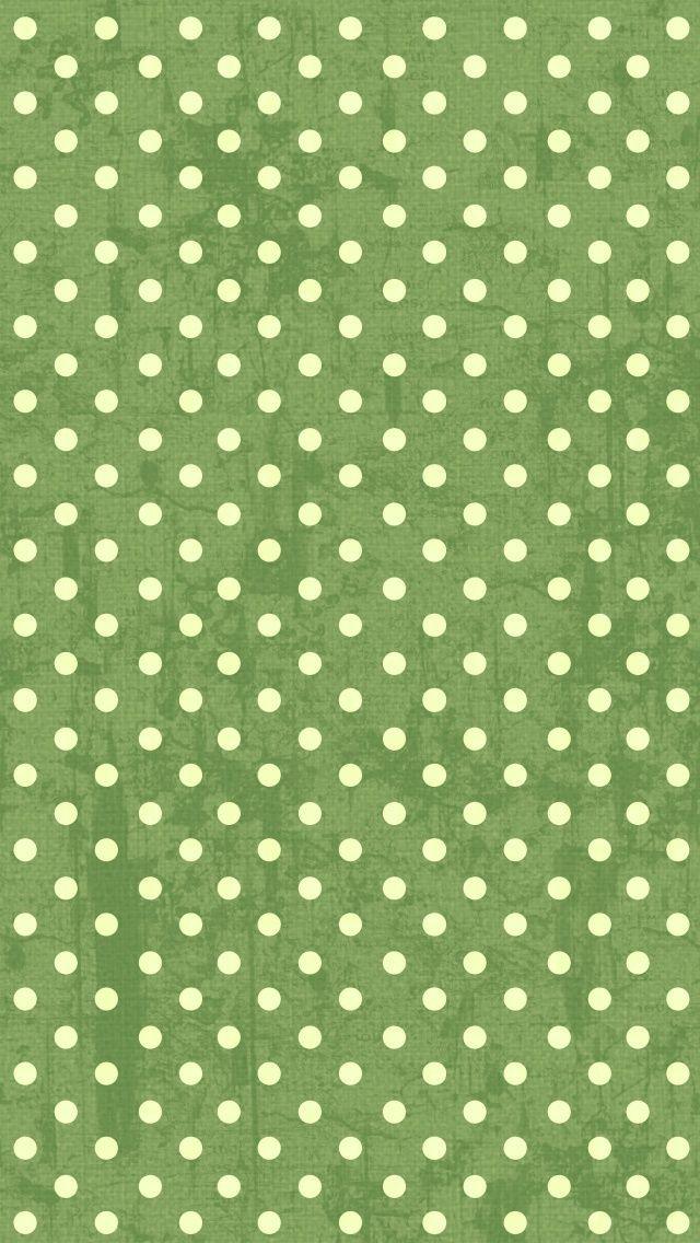 Polka Dot Wallpaper For Iphone Or Android Tags Polka Dots