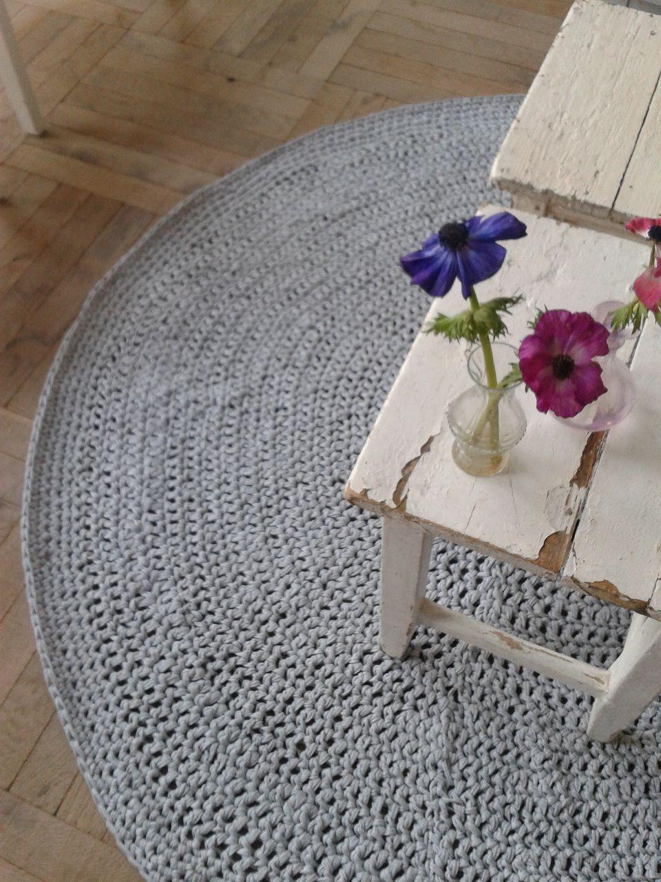 Zpagetti Vloerkleed 2 M Doorsnee Haken Pinterest Crochet