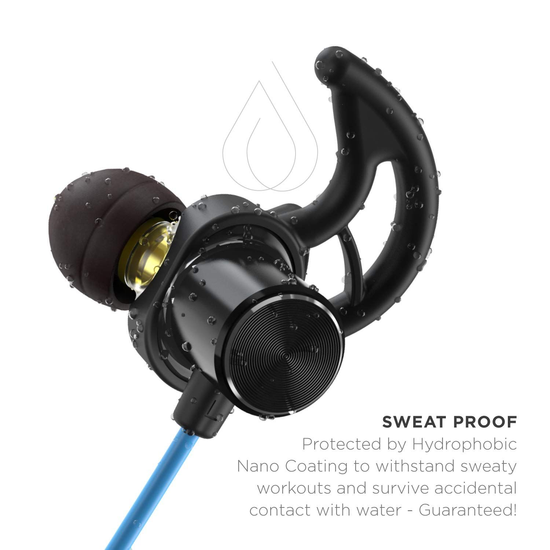 Phaiser BHS790 Bluetooth Headphones with Dual Graphene