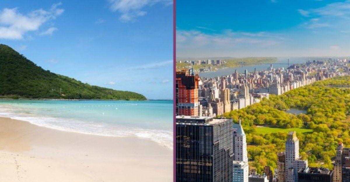 St. Martin (Karibik): Hin- und Rückflüge für nur 473 €