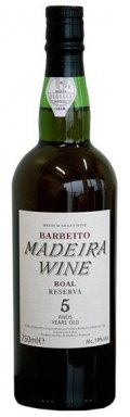 Barbeito Madeira Boal 5 years medium sweet