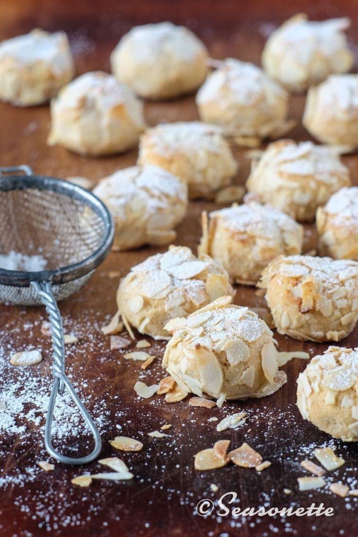 Sizilien fürs Auge 3 … und zum Anbeißen Mandorlini #kuchenkekse