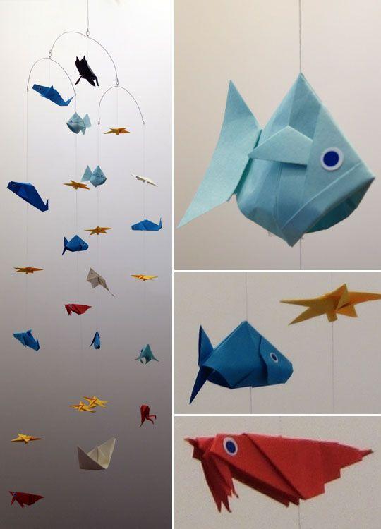 Origami Facile Mer Origami Pinterest Origami