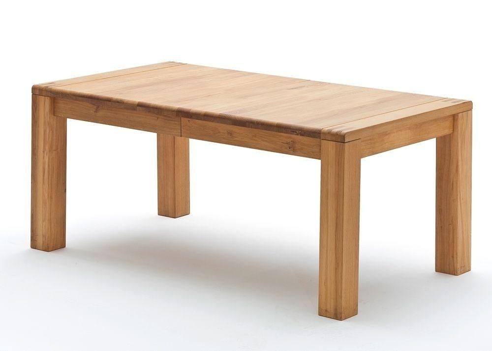 esstisch kernbuche massiv holz anton esszimmertisch ausziehbar 9115 tische tables pinterest