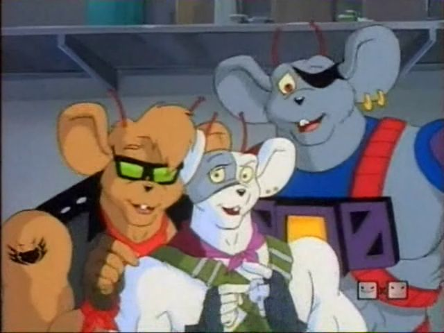 Biker mice from mars i had a crush on them all s nostalgia