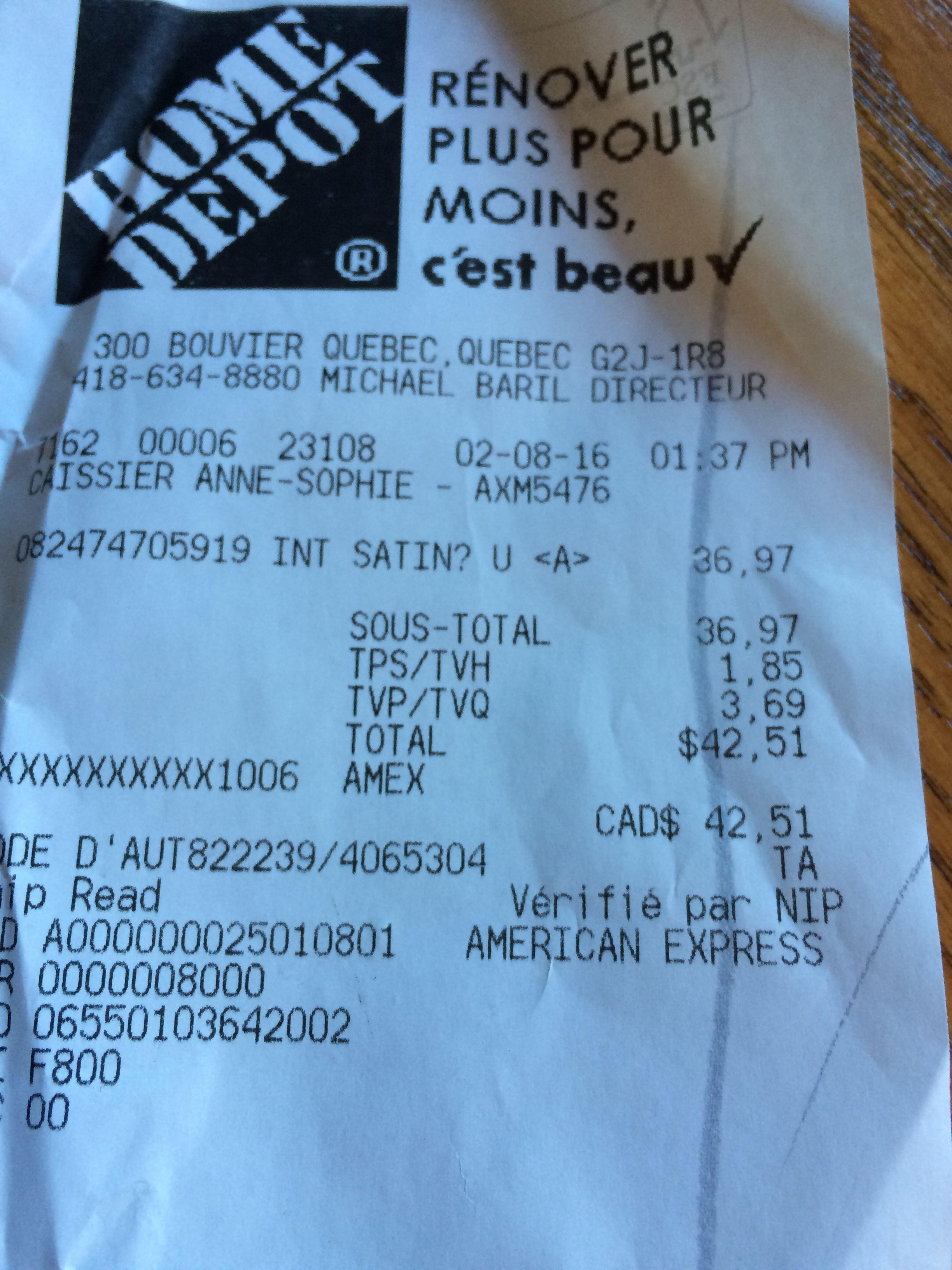 The Home Depot Rebates