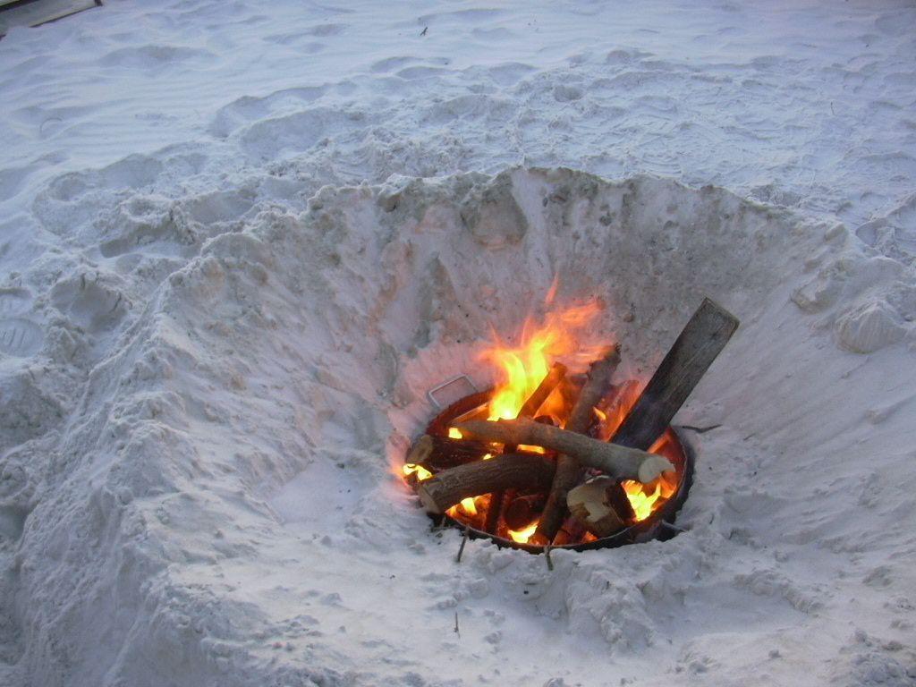 Hatteras Island Beach Fires