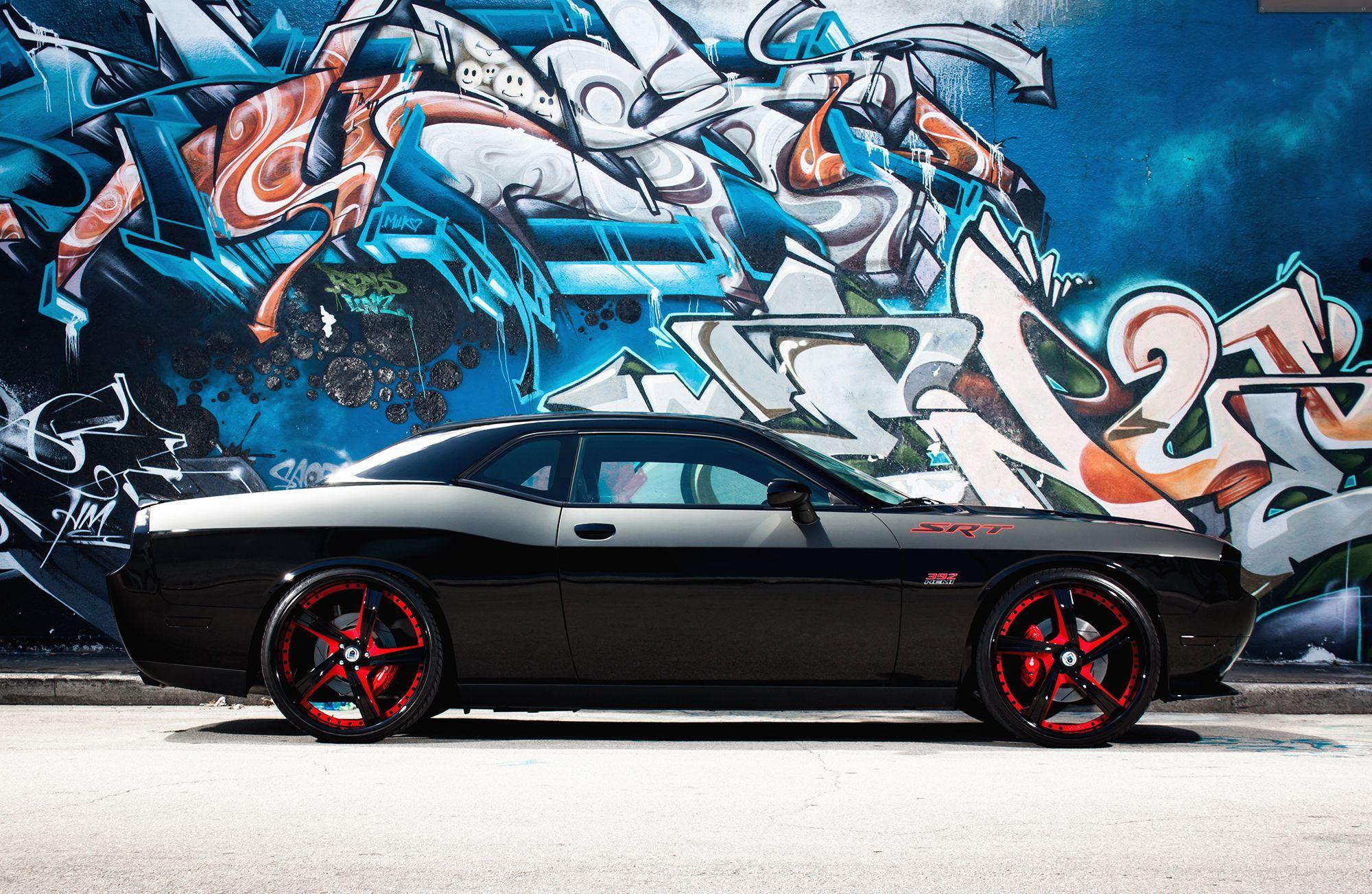 Customized Dodge Challenger SRT8 - Exclusive Motoring - Miami, FL ...