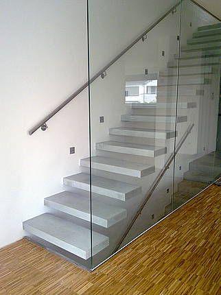 escaleras modernas Escaleras y barandas Pinterest Escaleras - escaleras modernas