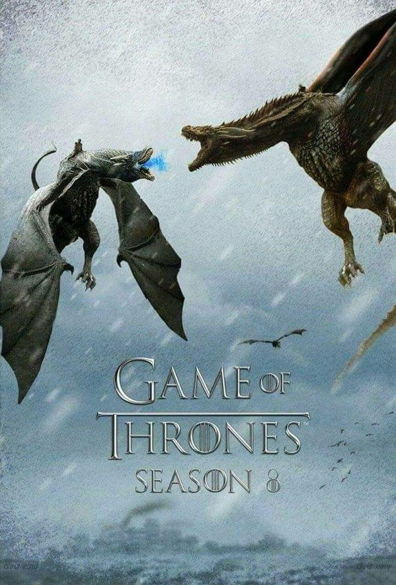 24+ Ice Dragon Game Of Thrones Poster Pics