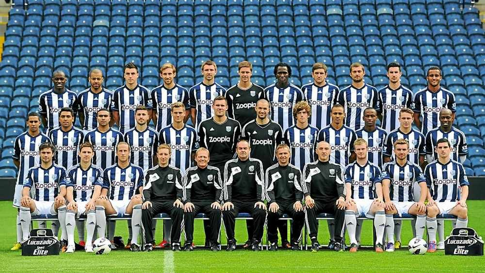 Pin on West Brom Players & Staff
