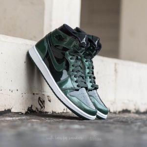 Air Jordan 1 Retro High Grove Green/ Black-White