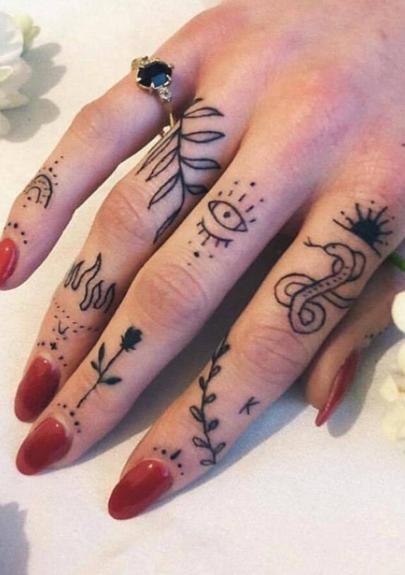 100+ Pretty Tiny Tattoo Design For Woman -