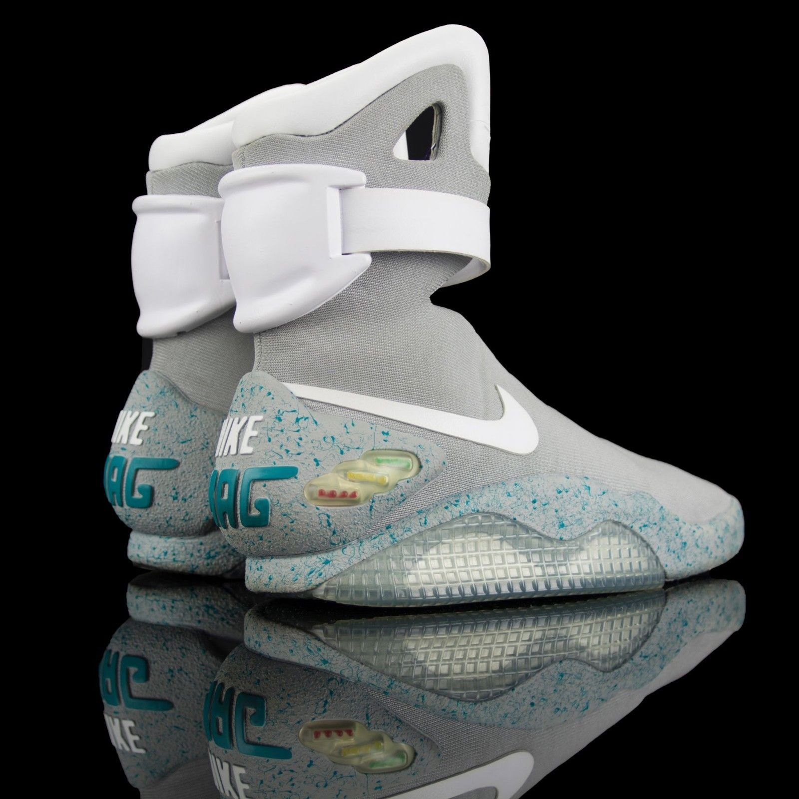 4d75e61a2d7e NIKE AIR MAG MARTY McFLY BACK TO THE FUTURE  550.0  nike  air  mag ...