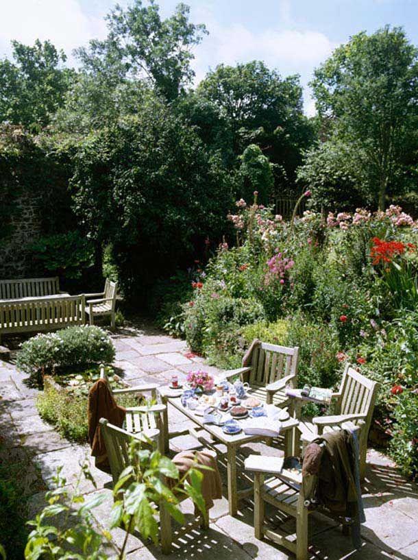 Garden Design Styling Decorating. ddekor-35-bahçe-dekorasyonu-29