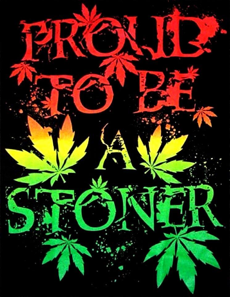 Stoner Rastafari Weed Marijuana Ganja Love