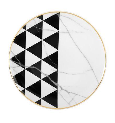 Dessert Plate Carrara | Vista Alegre