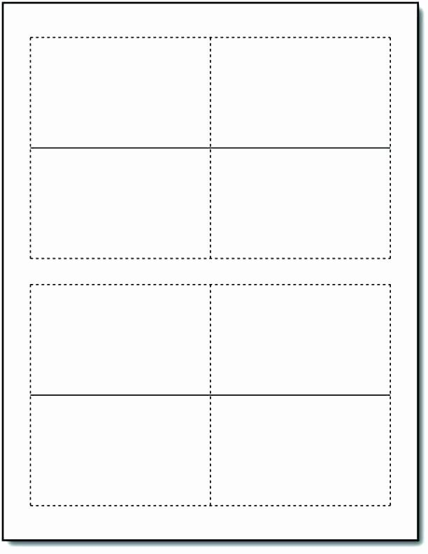 Quarter Fold Card Template Word Beautiful Quarter Fold Envelope Template Free Templa In 2020 Foldable Business Cards Folded Business Cards Free Business Card Templates