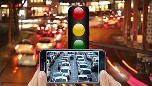 Traffic light with gsm density checker using pic16f877a online traffic light fandeluxe Choice Image