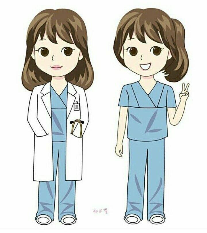 Sabias Que Enfermera Caricatura Dibujos De Doctoras Imagenes De Doctores Animados
