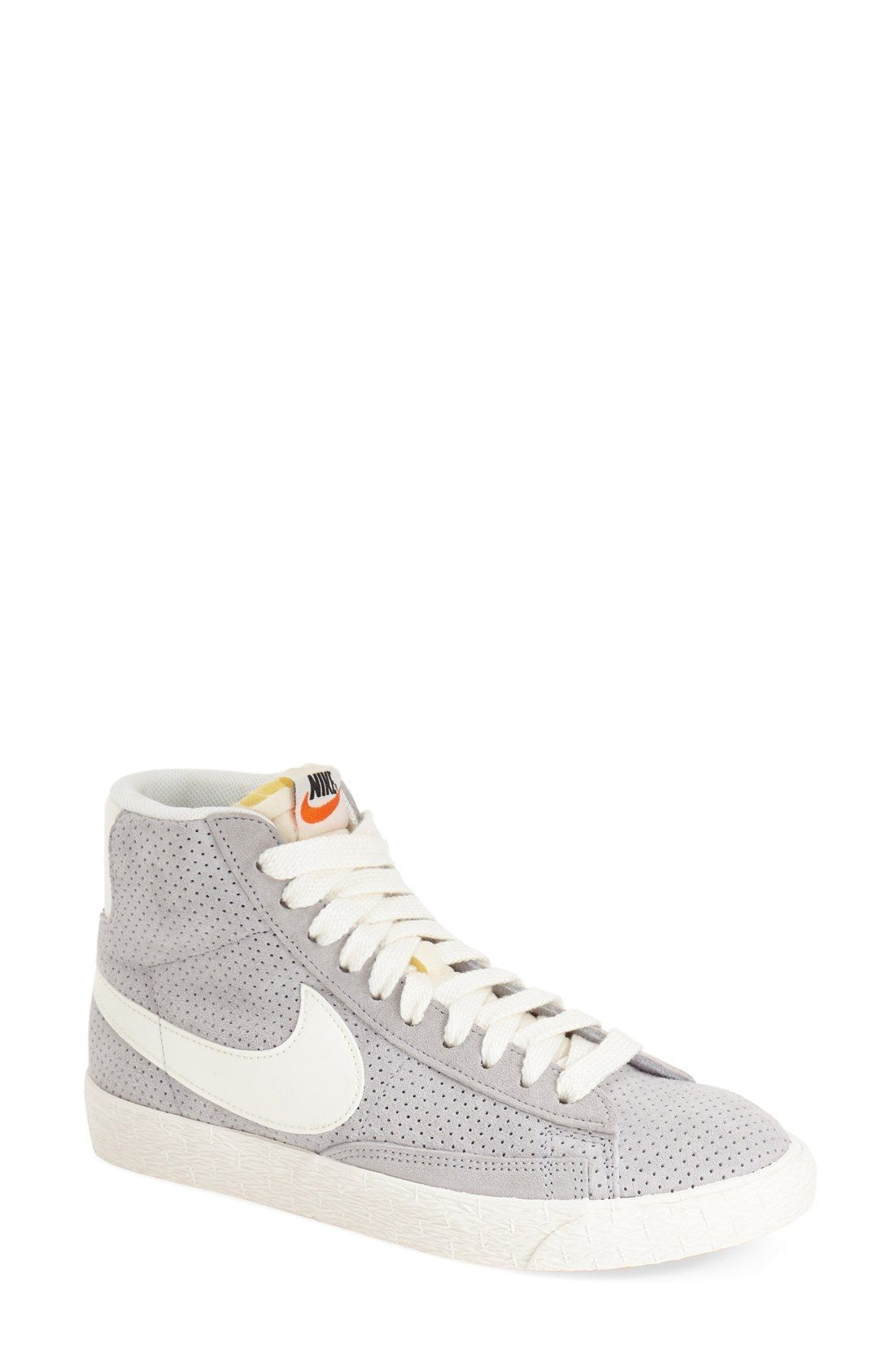 Nike  Blazer  Vintage High Top Basketball Sneaker (Women)  59efff2767